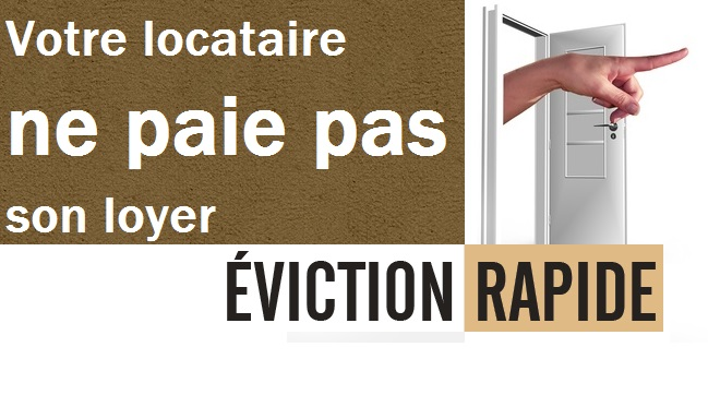 Éviction rapide